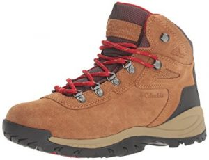 Columbia Women's Newton Ridge Plus Waterproof Amped Hiking Boots