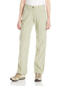 Exofficio Women's Bugs Away Ziwa Regular Convertible Pants