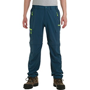 Makino Men's Convertible Pants