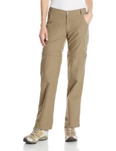 White Sierra Women's Sierra Point 31-Inch Inseam Convertible Pants