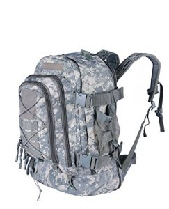 40L Outdoor Expandable Tactical Backpack
