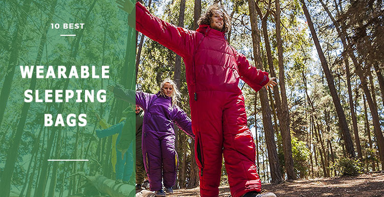Best Wearable Sleeping Bags