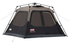 Coleman's Instant 4-person tent