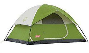 Coleman's Sundome Tent