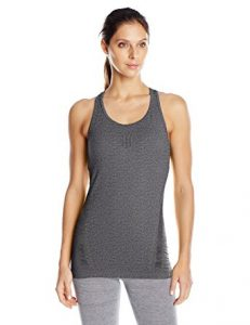 Danskin Women's Seamless Built in Bra Tank