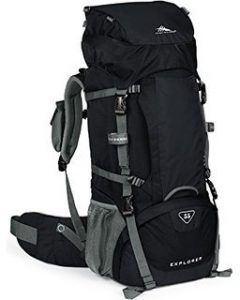 High Sierra Titan 55 Frame Pack