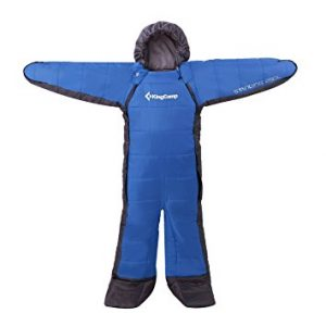 KingCamp Standing 3 Season Full Body Sleeping Bag