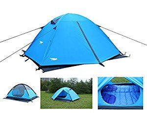 Luxe Tempo Enhanced 2 Person Tents  sc 1 st  Hiking Reviewed & Best 2-Person Backpacking Tents Under $100 in 2018 (Top 10 Reviews)