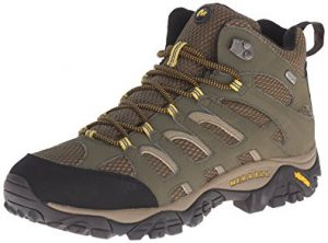 Merell Men's Moab Mid Waterproof Hiking Boots