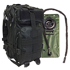 Monkey Paks Small Tactical Assault Military Backpack