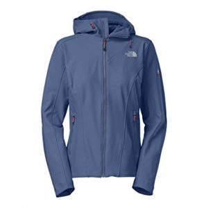 North Face Women's Jet Hooded Softshell Jacket