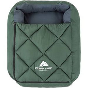 Ozark Trail Dog Sleeping Bag, Green