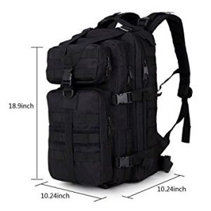 Tactical Backpack, Smartdoo Military Rucksack