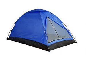 Travelite Backpacking Lightweight Family Dome Tent