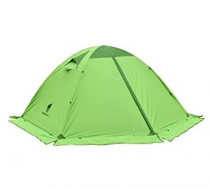 Waterproof Dome Backpacking Tent  sc 1 st  Hiking Reviewed & Best 2-Person Backpacking Tents Under $100 in 2018 (Top 10 Reviews)