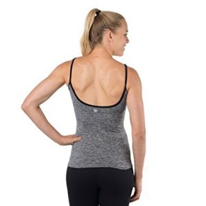 Workout Tank Top with Built-In Bra Women FABB Activewear