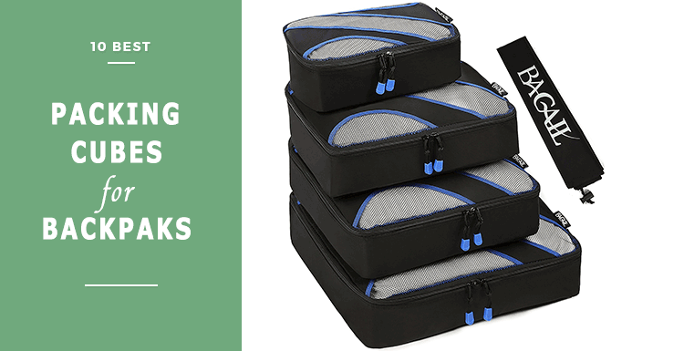 best packing cubes for backpacks