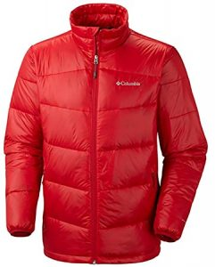 Columbia Gold 650 Turbo Down Jacket