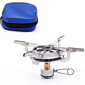 Lightweight Large Burner Classic Camping and Backpacking Stove