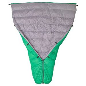 Thermodown Ultralight Cold Weather 3 Season Quilt