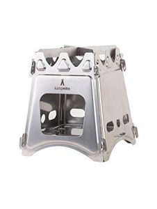 WoodFlame Ultra Lightweight Portable Wood Burning Backpacking Stove