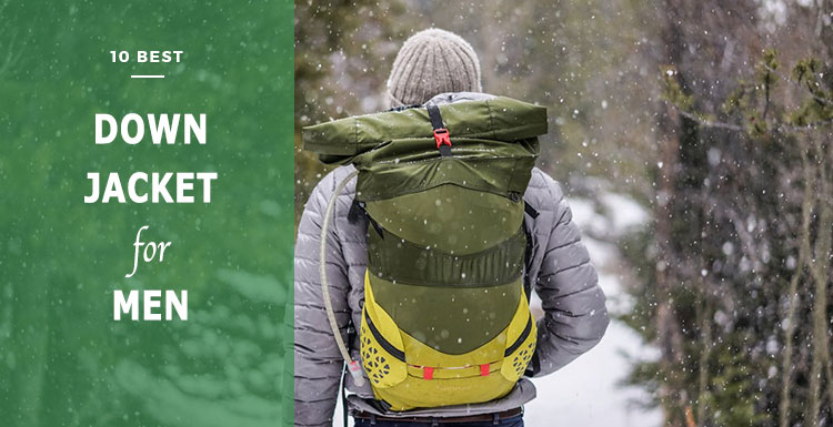 Best Down Jacket for Men