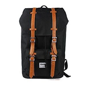 8848 Unisex' s Travel Hiking Waterproof Backpack