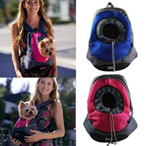 AerWo Dog Cat Pet Carrier Travel Backpack