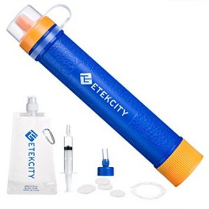 Etekcity Portable Water Filter