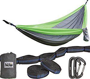 Felistar Camping Double Hammock