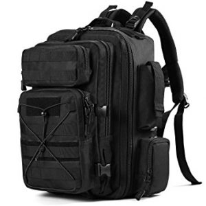 Gonex Tactical Military Bug Out Bag Backpack