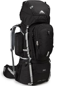 High Sierra Long Trail 90 Internal Frame Pack
