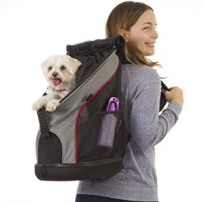 Jack and Dixie Backpack Pet Carrier