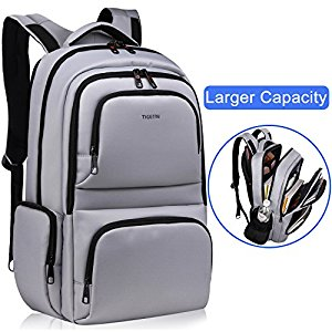 Kuprine Water Resistant Slim Backpack