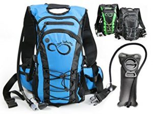 Live infinitely Hydration Backpack