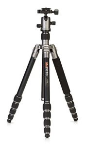 MeFOTO Aluminum Roadtrip Travel Tripod