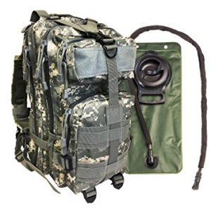 Monkey Paks Small Tactical Bug Out Bag Backpack