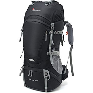 Mountaintop 65L Internal Frame Backpack