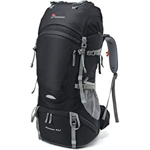 Mountaintop 65L Internal Frame Hiking Backpack