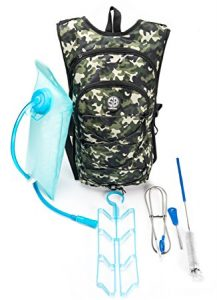 Self Boosted Hydration Pack
