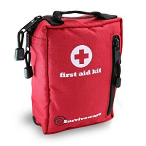 Surviveware First Aid Kit for Hiking