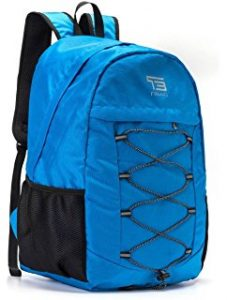 TIBAG Water Resistant Backpack