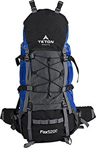 Teton Sports Fox 5200 Internal Frame Backpack