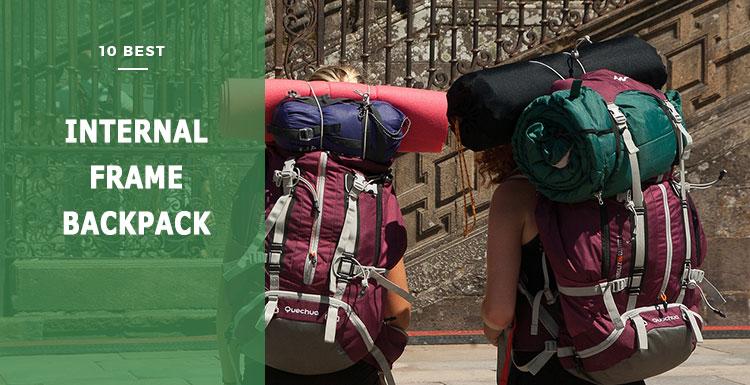 7ac012483934 Best Internal Frame Backpack in 2019 (Top 10 Reviews)