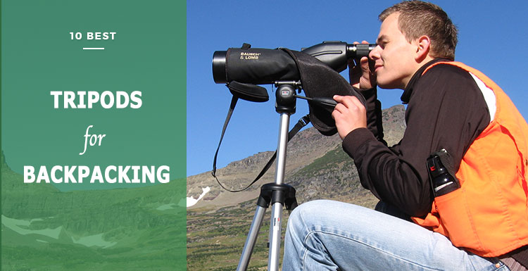 Best Tripod for Backpacking