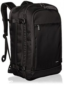 Amazon Basics Carry-On Travel Backpack