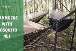 Best Hammocks with Mosquito Net