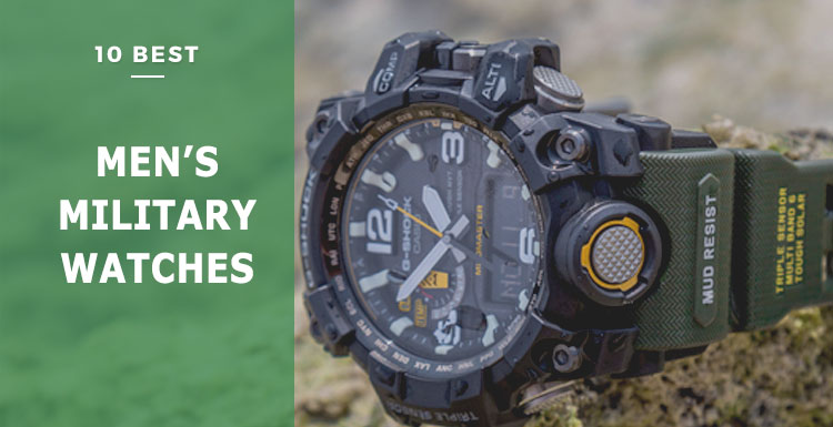 best men's military watches