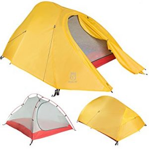 Bryce 2P Two Person Ultralight Tent  sc 1 st  Hiking Reviewed & Best Backpacking Tents Under $200 in 2018 ( Top 10 Reviews)