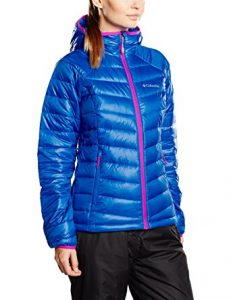 Columbia Women's Platinum 860 TurboDown Hooded Jacket